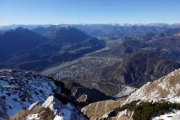 Tolmeč in Dolomiti
