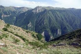 Z razgledne točke nad Lukomirom
