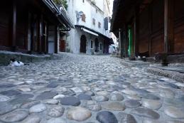Zgodnje jutro v Mostarju