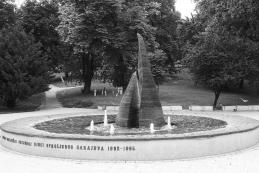 Spomenik otroškim žrtvam