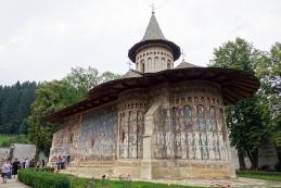 Samostan Voronet