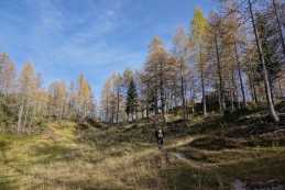 Na poti proti planini Polšak