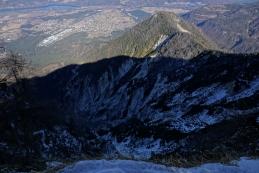 Senca zahodnega grebena