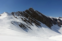 Öfner Hornspitze, 2650 m