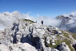 Proti vrhu Kalške gore