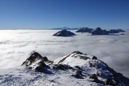 ...do najvišjih vrhov Julijskih Alp...