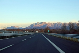 Pogled z avtoceste