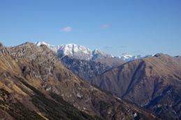 Kaninske gore, Triglav, Kanjavec...