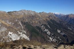 Zahodni del Stolovega grebena