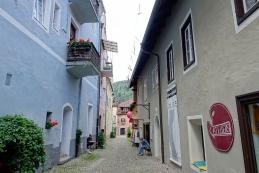 Ulica v Gmündu