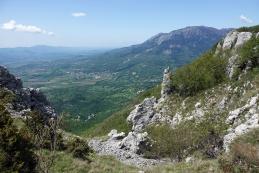 """""""Stražar"""" nad Vipavsko dolino"""