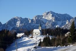 ...baročna cerkev Svetega Duha...