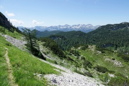 Bohinjsko - Tolminske gore