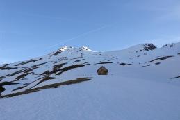 Peterbauerhütte, 2040 m