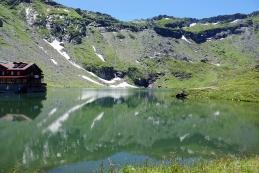Odsevi v jezeru