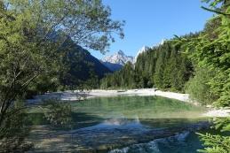 Pri jezeru Jasna...