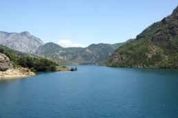 Komansko jezero...