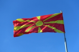 Končno v Makedoniji