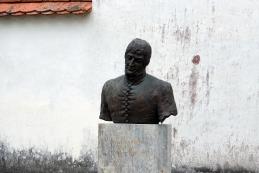 Doprsni kip grofa Blagaya...