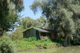 Hiša v delti Donave