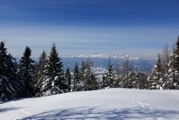 Z vrha Dobrče