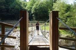 Viseči most