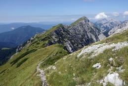 Kofce gora in Veliki vrh