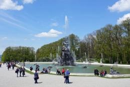 Baročni vrt s fontanami