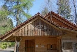 Taborniški dom Breza