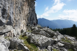 Proti Veliki planini