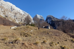 Sestop s planine