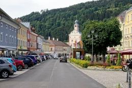 Gmünd - glavni trg