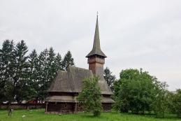 Lesena cerkev v Maramuresu
