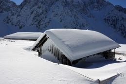 Zima na planini...