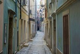 Piranska ulica...