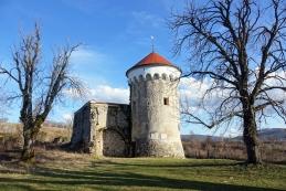 Grad Kalc - danes