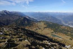 Brška planina in Brško jezero
