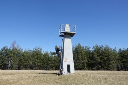 Stolp na Kuclju