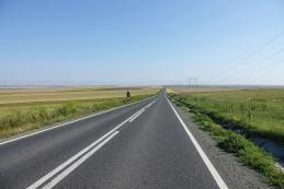 Cesta proti delti Donave