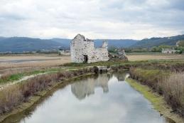 Ruševine solinarske hiše