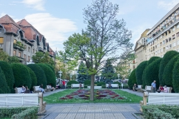 Mesto cvetja in vrtov