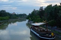 Timisoara, reka Begej