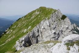 Zahodni vrh Tolste Košute
