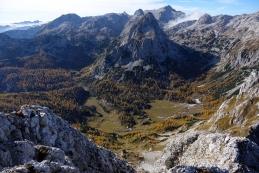 Zahodna panorama Tosca