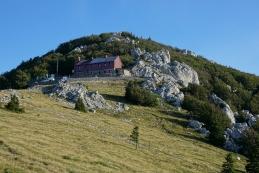 Planinski dom Zavižan